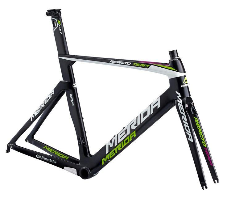 Frames - Merida Bikes Great Britain