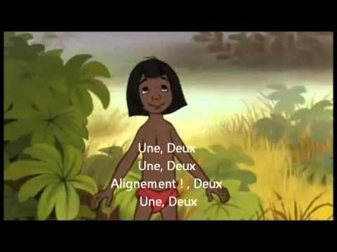 Le livre de la jungle la patrouille des éléphants - YouTube