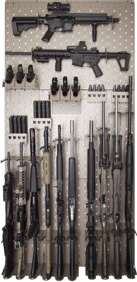 29 best Airsoft storage images on Pinterest | Gun storage ...