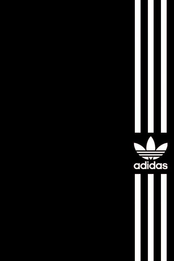 Black And White Adidas Hd Wallpaper Adidas Wallpapers Adidas Iphone Wallpaper Adidas Wallpaper Backgrounds
