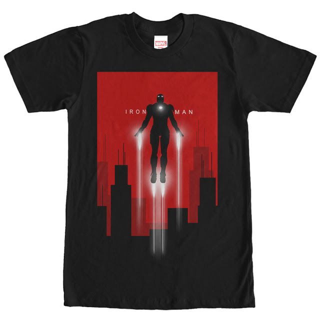 Totally Tee Shack: Great Iron Man Shirt