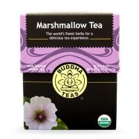 Marshmallow Tea – A delectable tea made from marshmallow leaf