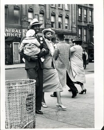 """Family Time, NYC, 1936"" Love old pics and the peek of history it provides."
