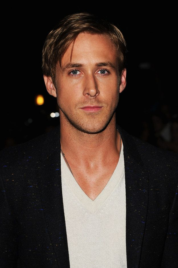 When his long, floppy boy band hair made you weak in the knees. | 17 Times Ryan Gosling Made You Almost Forget How To Breathe