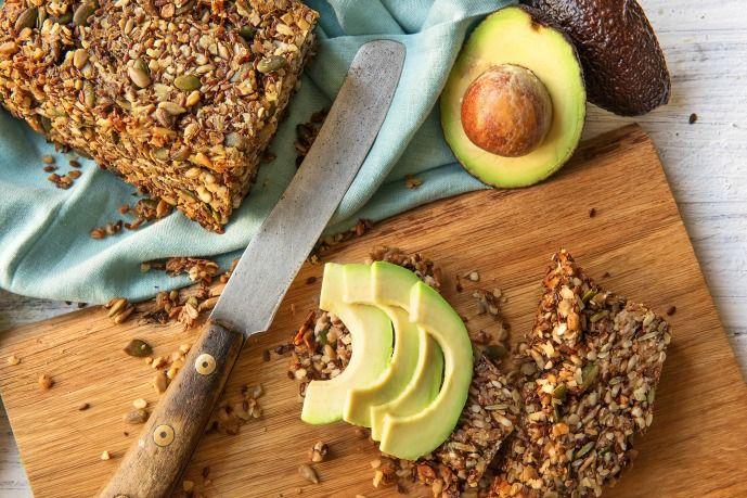 Brot ohne Mehl: Steffis Energiebrot