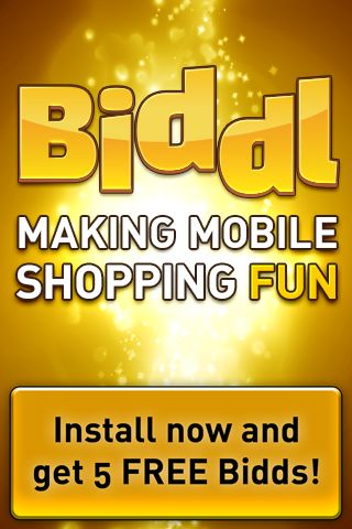 Join us NOW and GET 5 FREE BIDS! Get Biddl at https://get.biddl.com/