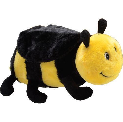 Q Bee Jr Bumblebee Stuffed Animal By Unipak I Love Stuffed