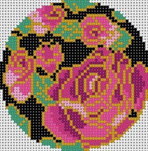 """Кулон в стиле арт-нуво """"Тайна твоего имени"""" / Колье, бусы, ожерелья, Кулоны и подвески / Biserok.org"""
