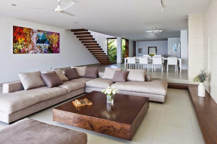 diseo de interiores u villas oceaniques con un diseo interior minimalista en vietnam diseo interiores pinterest villas