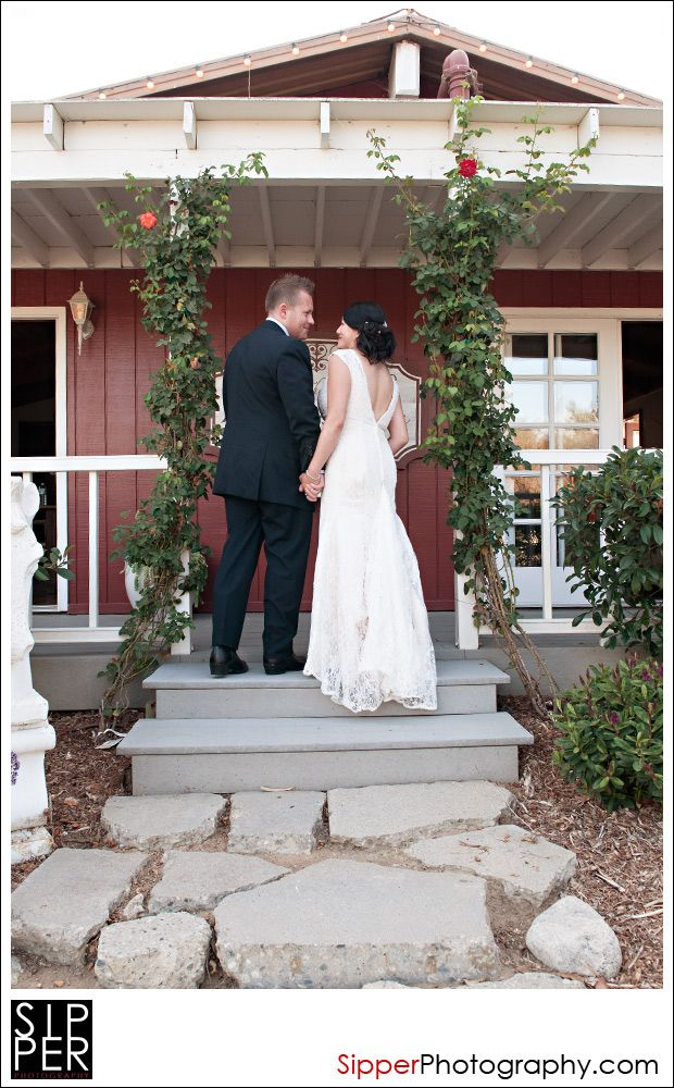Red Horse Barn Wedding Venue In Huntington Beach California Southern Weddings Photo By
