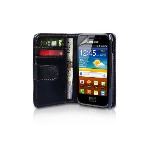 Black PU Leather Wallet Vertical Case for Samsung GT-S7500 Galaxy Ace Plus - High Quality Flip Phone Cover + 2 Screen Protectors . Best value!,http://www.amazon.com/dp/B0081EI2SO/ref=cm_sw_r_pi_dp_8jkRsb0PDD67G4C9
