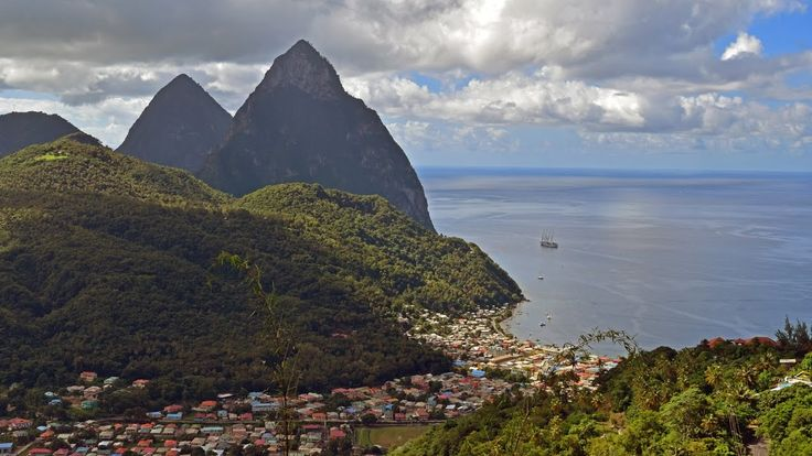 Saint Lucia - Island Tour (Royal Princess Excursion)