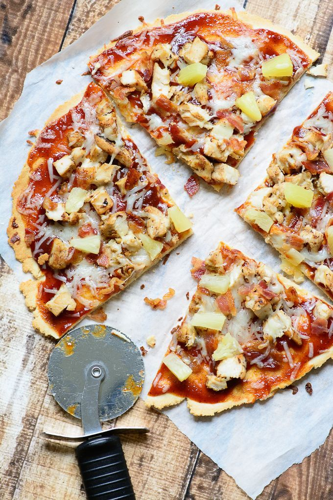 how to make bbq chicken pizza topping