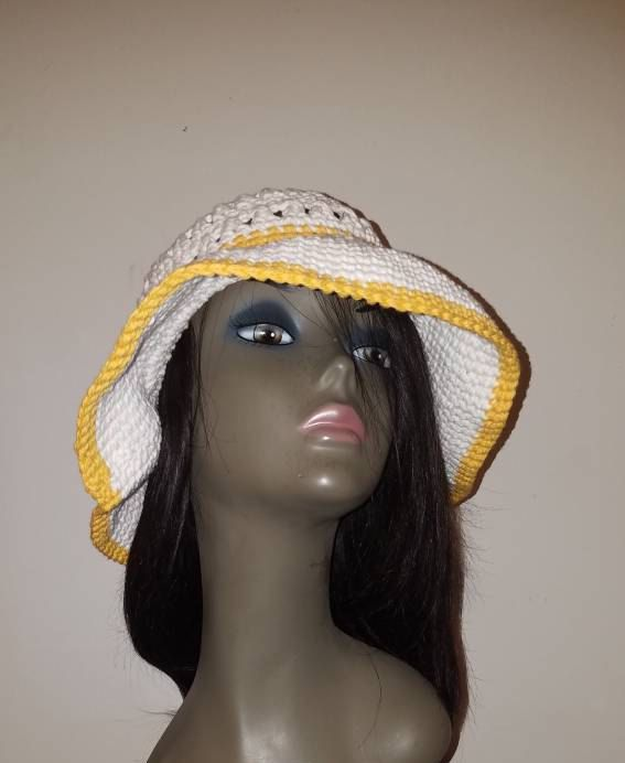 Excited to share the latest addition to my #etsy shop: Woman's White Cotton Crochet Sun Hat/ Floppy Hat. #accessories #hat #cottonclochehat #handmadefloppyhat #crochetsunhat #womanfloppyhat #sunhat #womancrochethat #crochetfloppyhat http://etsy.me/2GFGmDh