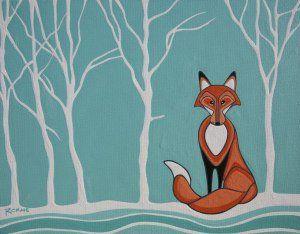 Robbie Craig's Northern Fox