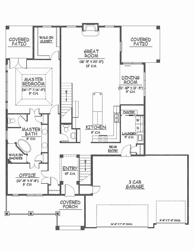 Image Result For Master Bath Floor Plan With Walk Through Shower Bathroom Floor Plans Master Bathroom Plans Small Bathroom Layout