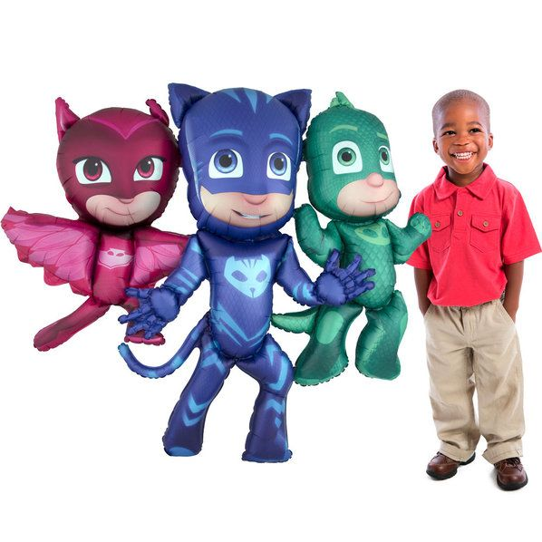 """Check out PJ Masks 57"""" Airwalker Balloon 