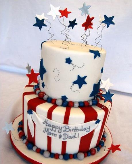 17 Best images about Cakes Patriotic on Pinterest Sailor ...