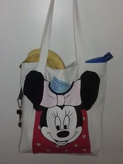 Prince Frog gr: Τσάντα για ψώνια από παλιό σεντόνι
