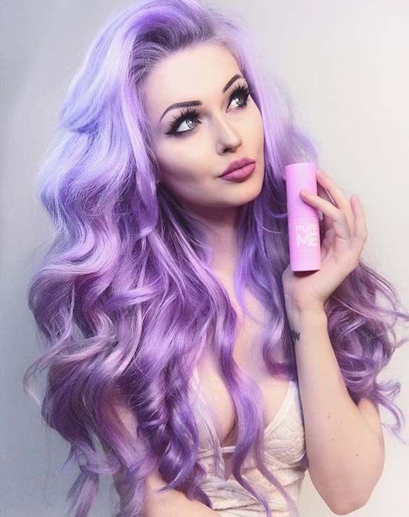 Sexy colored wigs