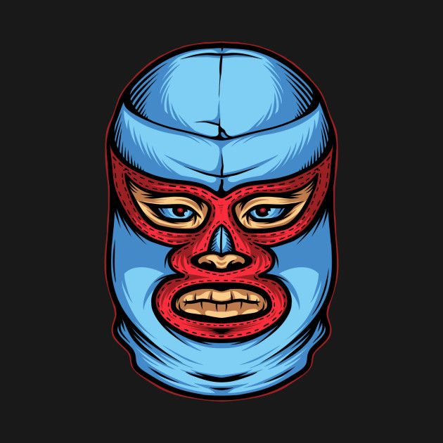 Awesome 'Nacho+Libre' design on TeePublic!