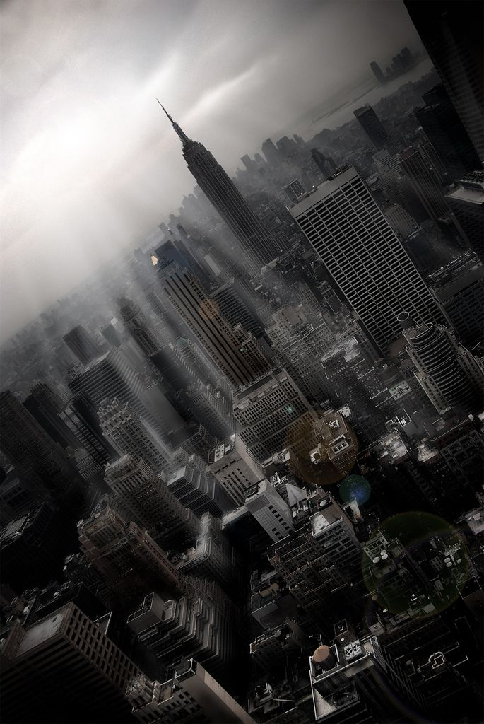 NY at a great angle