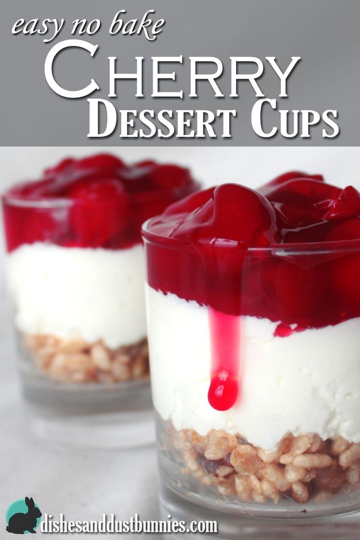 These dessert cups are so easy to make and are perfect for special occasions and for holiday entertaining!