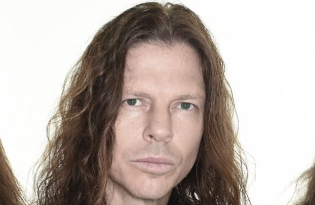 Ex-MEGADETH Guitarist CHRIS BRODERICK: 'If You're Not On The Stage Playing Your Own Music, Why Are You Here?'