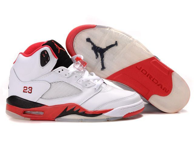 Cheap Find Nike Air Jordan 5 Phat Retro Cdp White And Fire Red-Black Shoes  Best Prices Store