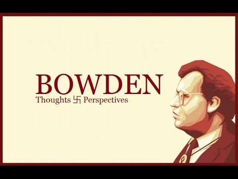 Jonathan Bowden 卐 Thoughts & Perspectives - YouTube