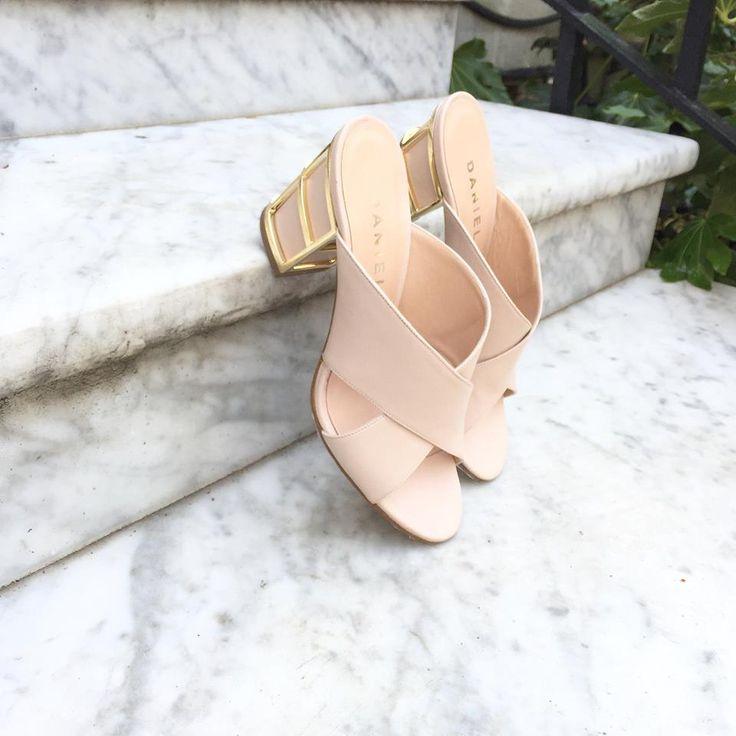 The prettiest heel on the block...