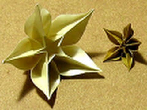 Carambola (Carmen Sprung): Instructions in German | Happy Folding