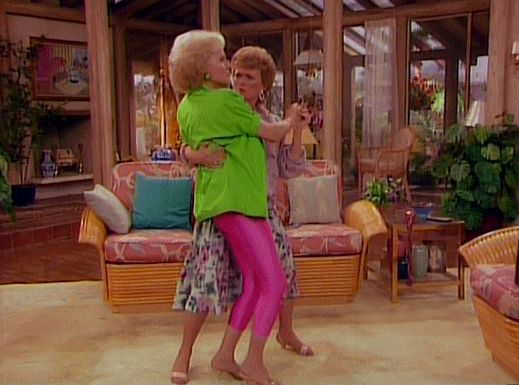 Literally Just Golden Girls GIFs