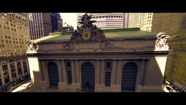 NEW YORK CITY (balade en drone)