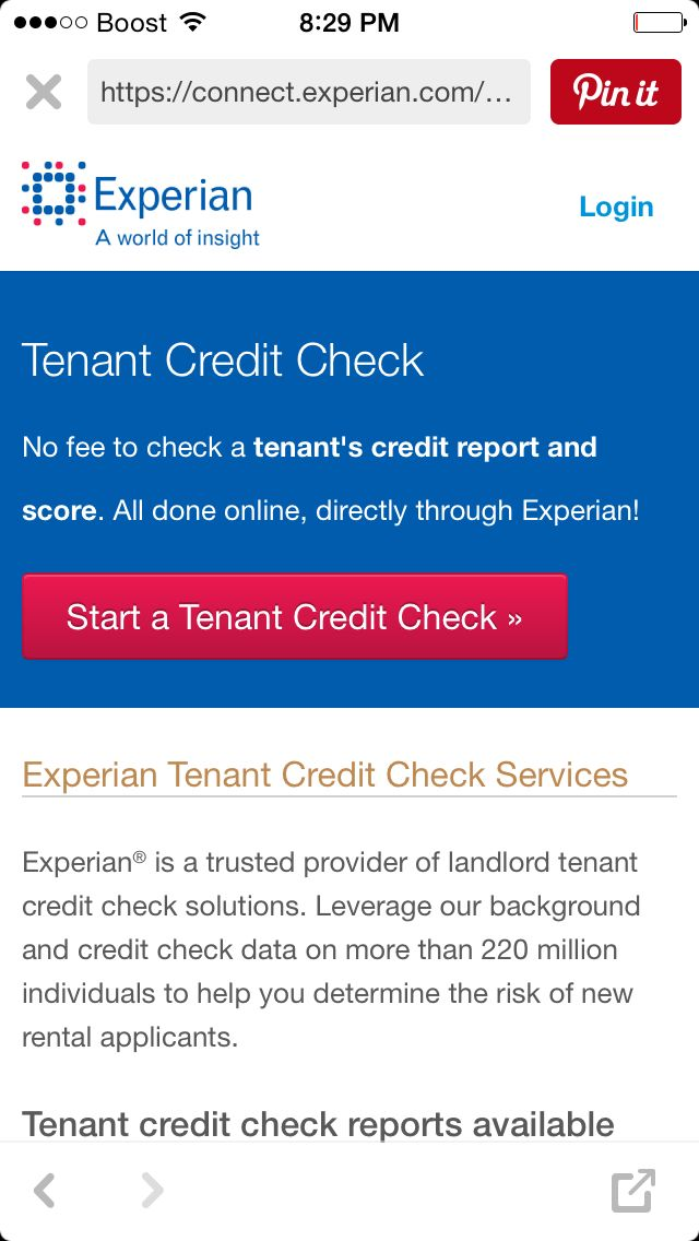 The 25+ best Tenant check ideas on Pinterest Rental homes near - rental background check