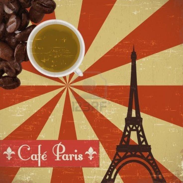 café parisino.
