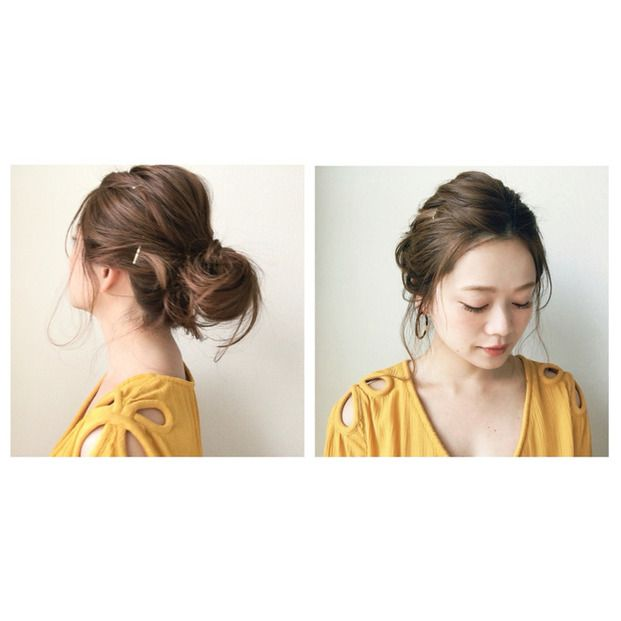 なんだか素敵に見える人って服だけが可愛いのでなく、髪型やアクセサリーなど細かな部分も素敵なんです。今回は、服装に合った髪型を高山直子さんを参考に研究してみました。