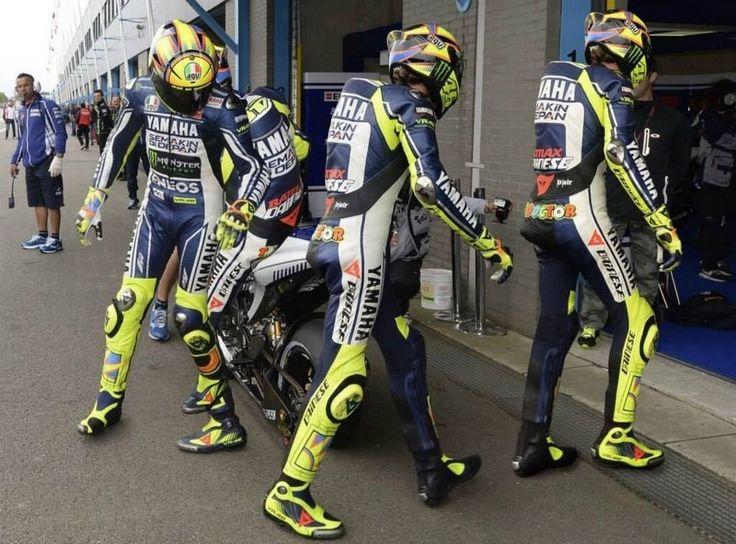 Rossi X4 #vr46