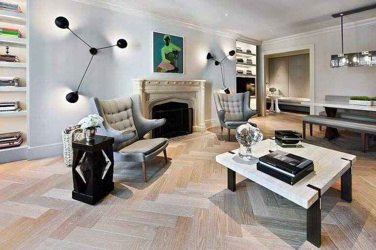 herringbone-oak-flooring in smoked white