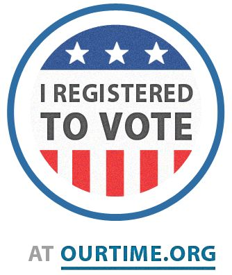 I'm registered to vote. Are you? Go to www.famekillsnyc.com and Register To Vote Now. Deadline in 4 days!!! Don't Wait; Be Heard