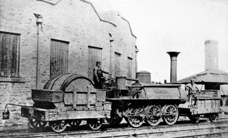 Hackworth Locomotive 'Wilberforce' Stockton and Darlington Railway
