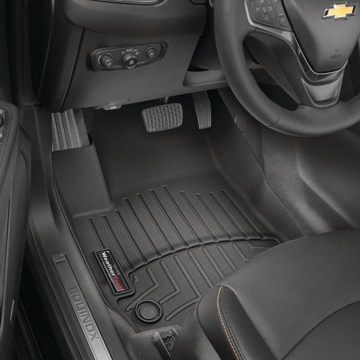 WeatherTech Black/Front FloorLiner/MercedesBenz/AMG GTS