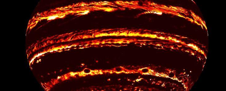 NASA's Juno Spacecraft Just Shattered What We Knew About Jupiter - ScienceAlert