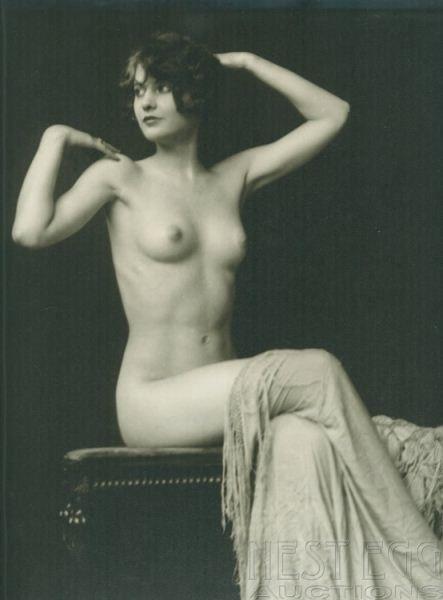 Barbara Stanwyck by Alfred Cheney Johnston, Ziegfeld Girl, 1924