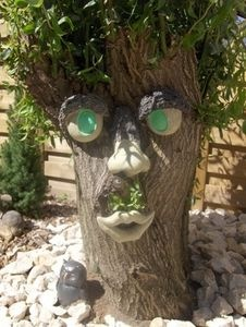 eHow     Home & Garden     Landscaping & Outdoor Building     Special Outdoor Projects     How to Make A Tree Face With Polymer Clay  How to Make A Tree Face With Polymer Clay  Read more: How to Make A Tree Face With Polymer Clay | eHow http://www.ehow.com/how_2350734_make-tree-face-polymer-clay.html#ixzz2VMfza9XP