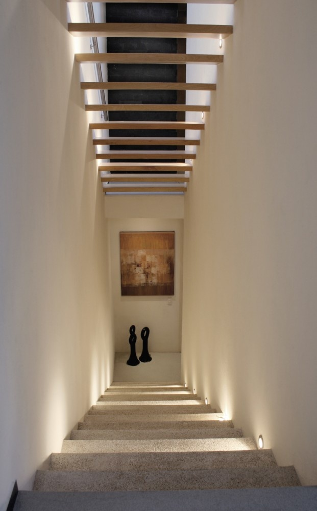 stairs of casa modern contemporary style home designs
