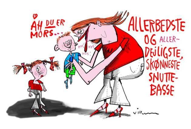 Jeg elsker min datter med hovedet og min søn med hjertet - Politiken.dk