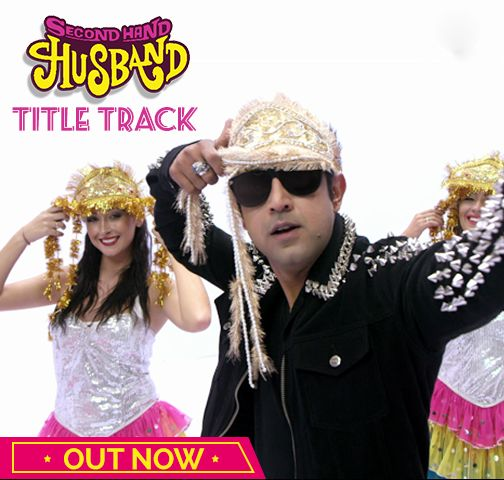 The title track of Second Hand Husband ft. Gippy Grewal & Tina Ahuja will have you humming instantly! Listen it now http://whilemusic.com/second-hand-husband-2015-19729