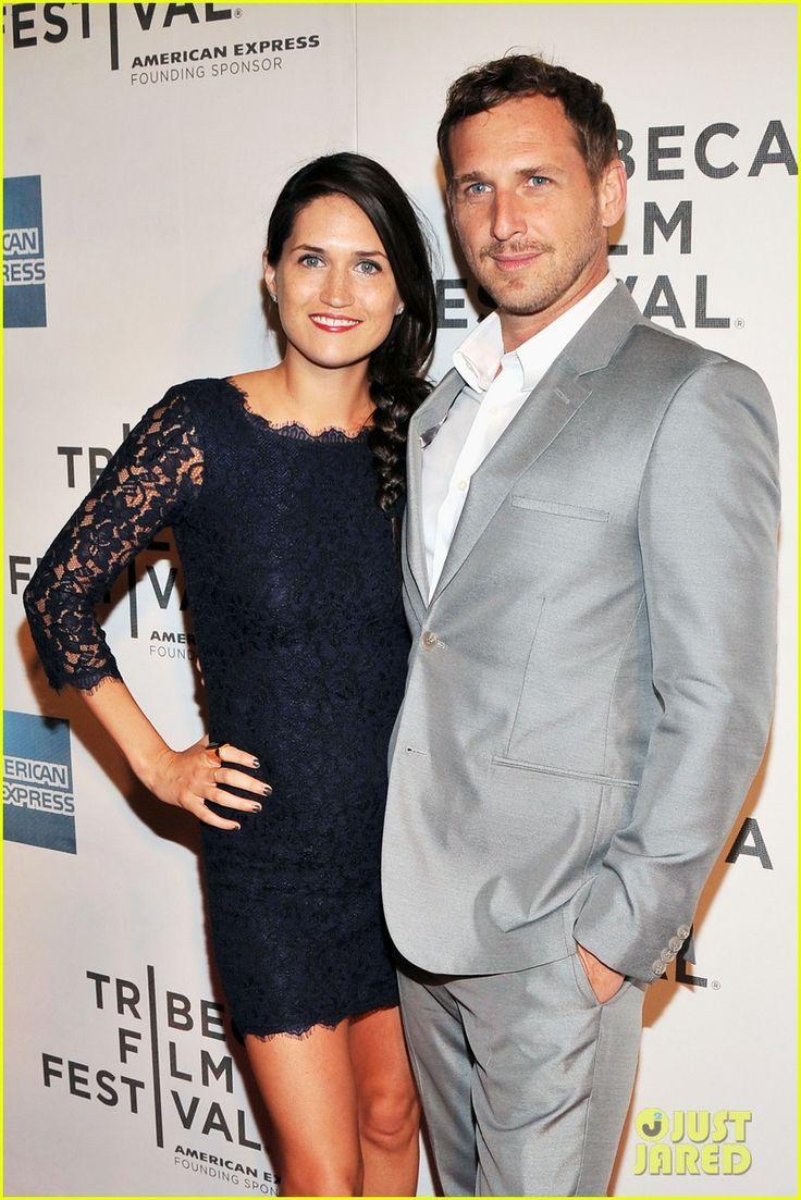 Josh Lucas & Wife
