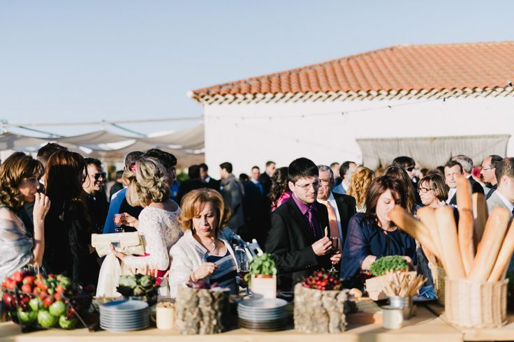 Catering en Salamanca. Boda en la finca Los Álamos. Foto: Marcos Sánchez. #cateringensalamanca #voilacatering #serviciodecatering #catering